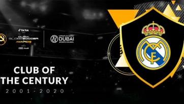 «Реал» назван лучшим клубом XXI века по версии Globe Soccer