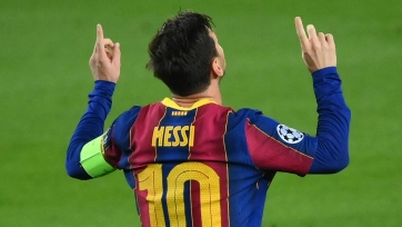 Месси: «Люблю «Барселону»