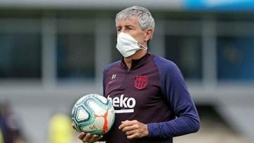 Сетьен: «Я бы вернулся в «Барселону»