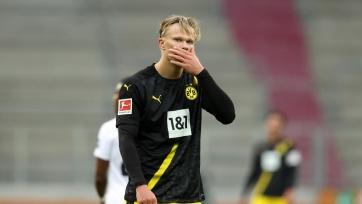 Холанд должен вернуться в строй к следующему матчу «Боруссии» Д