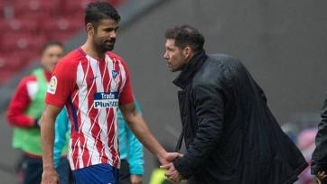 Симеоне: «Благодарен Косте, как и всем, кто сердцем за «Атлетико»