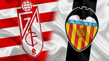 «Гранада» – «Валенсия». 30.12.2020. Где смотреть онлайн трансляцию матча