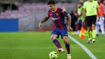 «Барселона» может потерять Коутиньо на 4 месяца