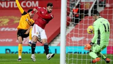 «Манчестер Юнайтед» - «Вулверхэмптон» - 1:0 Обзор матча и видео гола