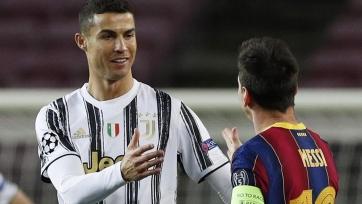 Фернандеш: «Роналду и Месси становятся лучше с каждым сезоном»