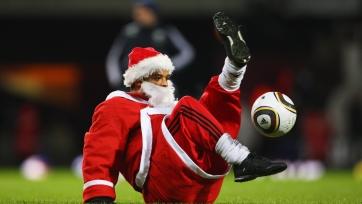 FootballHD поздравляет всех с Новым годом