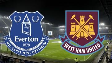 «Эвертон» – «Вест Хэм». 01.01.2021. Где смотреть онлайн трансляцию матча