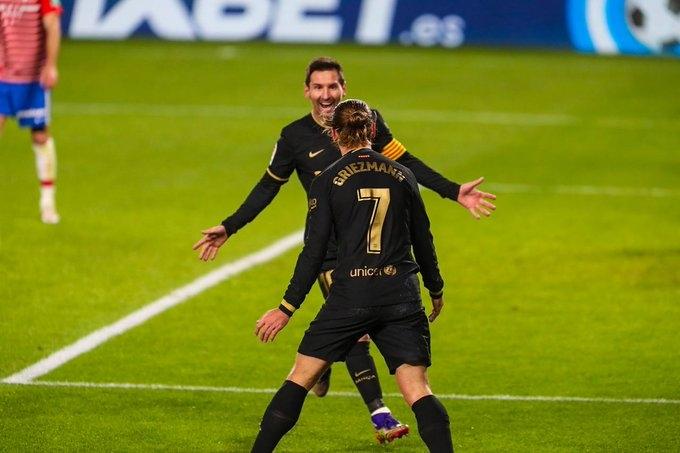 «Гранада» - «Барселона» - 0:4. Обзор матча и видео голов