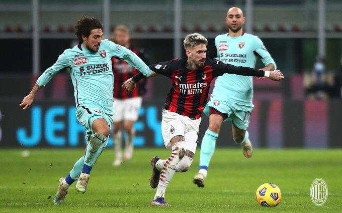 «Милан» - «Торино» - 2:0. Обзор матча и видео голов