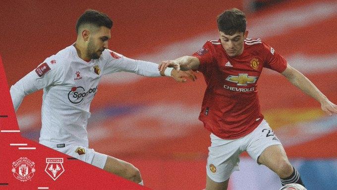 «Манчестер Юнайтед» - «Уотфорд» - 1:0. Обзор матча и видео гола