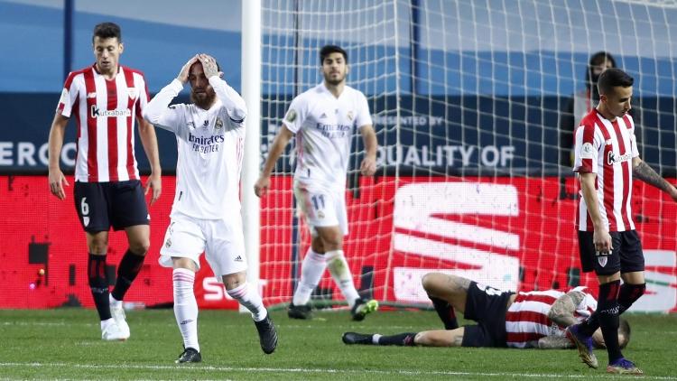 «Реал» Мадрид – «Атлетик» – 1:2. Видео матча и обзор голов