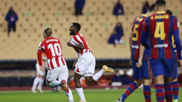 «Барселона» – «Атлетик» – 2:3. Обзор матча и видео голов