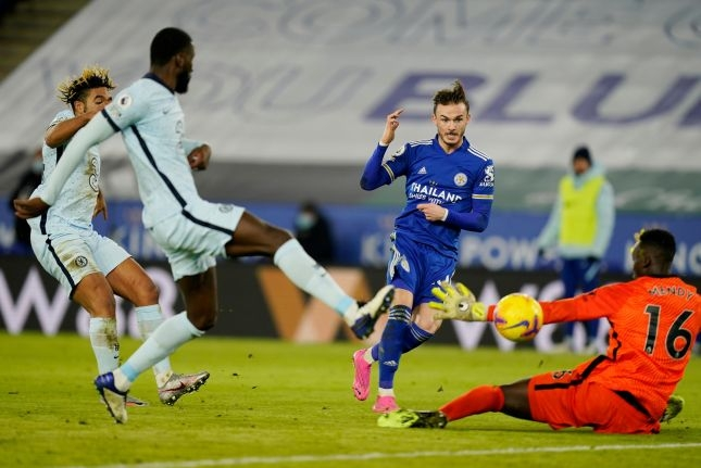 «Лестер» - «Челси» - 2:0. Обзор матча и видео голов