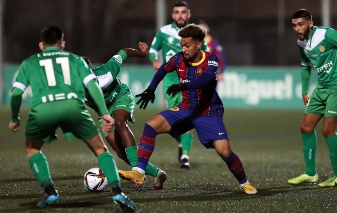 «Корнелья» - «Барселона» - 0:2 доп. вр. Обзор матча и видео голов