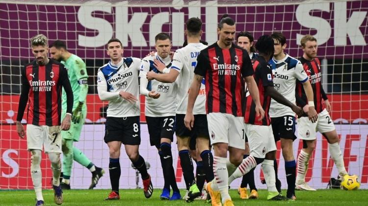 «Милан» – «Аталанта» – 0:3. Обзор матча и видео голов