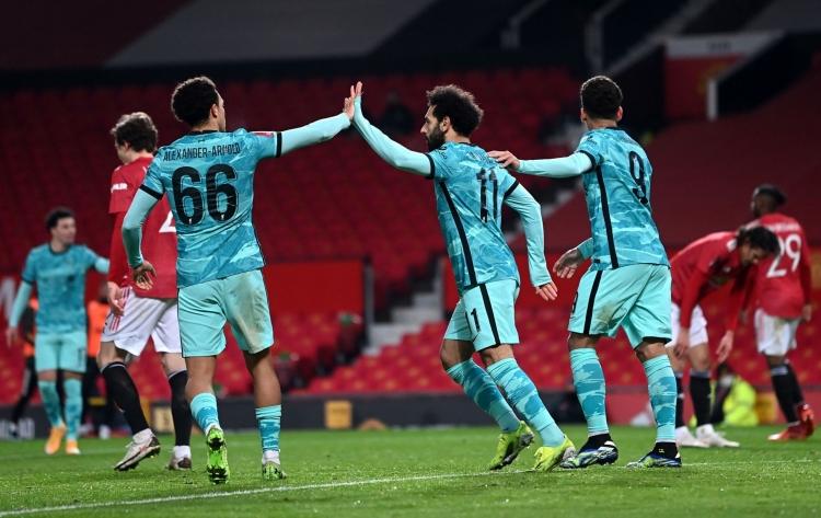 «Манчестер Юнайтед» - «Ливерпуль» - 3:2. Обзор матча и видео голов