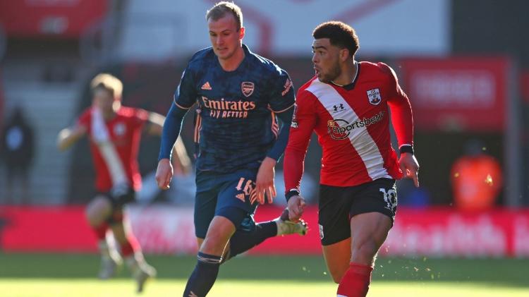 «Саутгемптон» – «Арсенал» – 1:3. Обзор матча и видео голов
