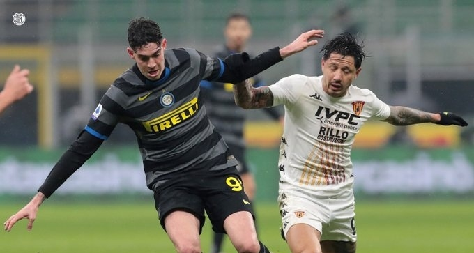 «Интер» - «Беневенто» - 4:0. Обзор матча и видео голов