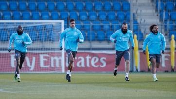 Рамос не поможет Реалу в матче против Сельты