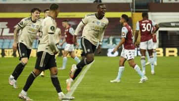 «Манчестер Юнайтед» – «Астон Вилла» – 2:1. Видео и обзор матча