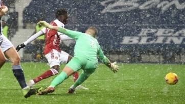 «Вест Бромвич» - «Арсенал» - 0:4. Видео матча и обзор голов