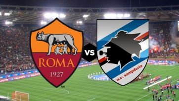 «Рома» – «Сампдория». 03.01.2021. Где смотреть онлайн трансляцию матча