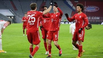 Чемпионат Германии. «Бавария» совершила эффектный камбэк в матче против «Майнца»