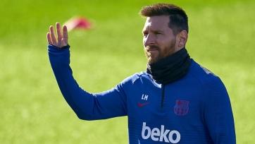 Месси проводит 500-й матч за «Барселону» в Ла Лиге