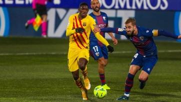 «Уэска» - «Барселона» - 0:1. Видео матча и обзор гола