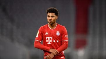 «Бавария» рискует остаться без Гнабри