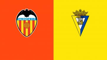 «Валенсия» – «Кадис». 04.01.2021. Где смотреть онлайн трансляцию матча