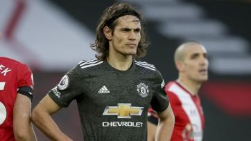В Уругвае раскритиковали FA за дисквалификацию Кавани
