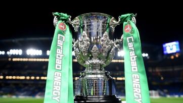 В Кубке английской лиги разрешили делать по 5 замен