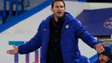 «Челси» не собирается увольнять Лэмпарда