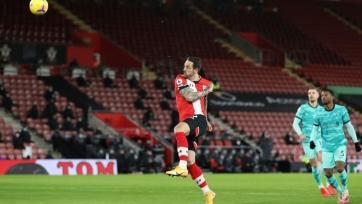 «Саутгемптон» - «Ливерпуль» - 1:0. Видео матча и обзор гола
