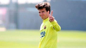 Источник: Пуч продлил контракт с «Барселоной»
