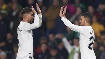 Себальос: «Рамос хочет завершить карьеру в Реале»
