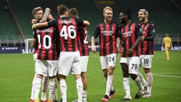Три футболиста не помогут «Милану» в матче против «Ювентуса»