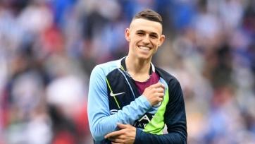Экс-игрок «Манчестер Сити»: «Мир лежит у ног Фодена»