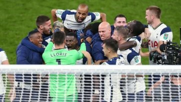 В «Тоттенхэме» наказаны три футболиста на нарушение правил карантина