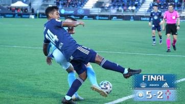 «Сельта» и «Хетафе» прекратили борьбу в Кубке Испании в 1/32 финала