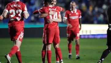 «Севилья» и «Вильярреал» сыграют в 1/16 финала Кубка Испании