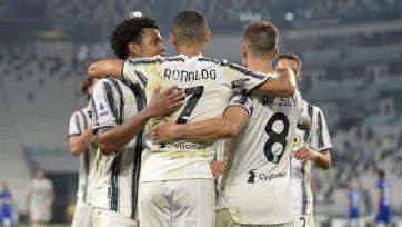 «Ювентус» выехал на матч против «Милана»
