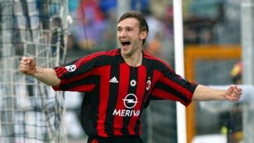 УЕФА опубликовал подборку лучших голов Шевченко за «Милан» в Лиге чемпионов. Видео