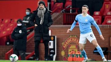 «Манчестер Юнайтед» – «Манчестер Сити» – 0:2. Текстовая трансляция матча