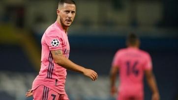 УЕФА опубликовал подборку эффектных действий Азара на его 30-летие. Видео