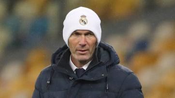 Зидан получил разрешение на руководство «Реалом» в матче с «Осасуной»