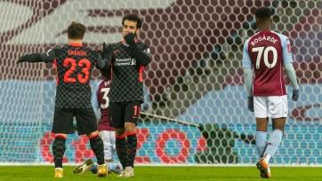 «Астон Вилла» – «Ливерпуль» – 1:4. Обзор матча и видео голов