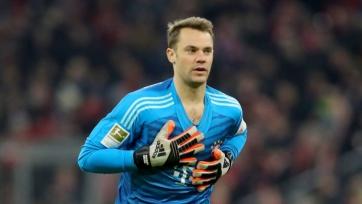 Нойер - игрок 2020 года в Германии