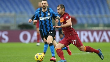 «Рома» - «Интер» - 2:2. Обзор матча и видео голов
